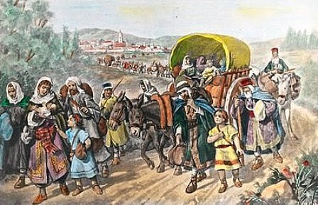 Explusió dels jueus de la Corona Hispànica