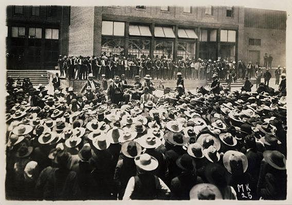 dos huelgas históricas