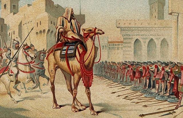 Conquista musulmana a Jerusalén