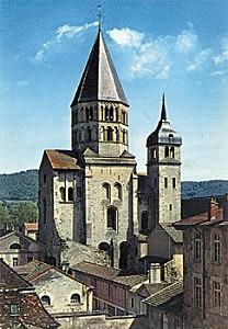 Fundación del Monasterio de Cluny