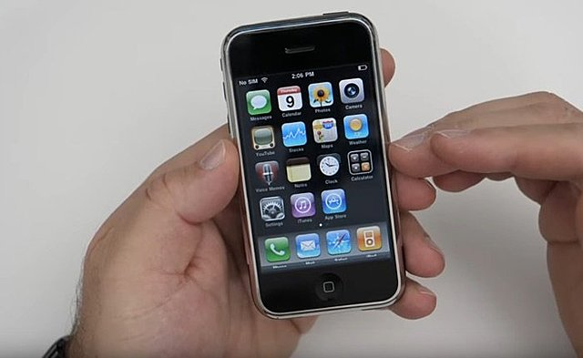 The iPhone