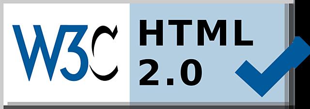 Primer Estándar Oficial HTML 2.0