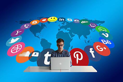 Creación de las redes sociales