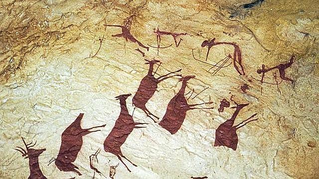 Pinturas rupestres 10.000 a.C