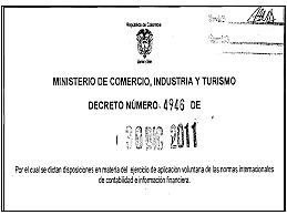 Decreto 4946