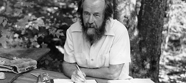 Эмиграция Александра Солженицына