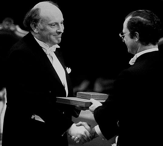 Нобелевская премия Бродскому
