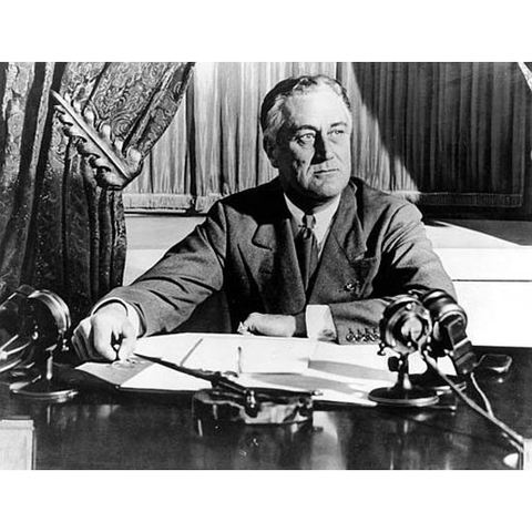 FDR: The first comprehensive national survey on unemployment
