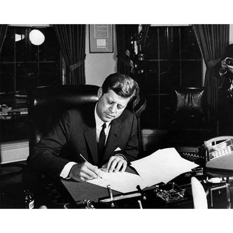 JFK: The Area Redevelopment Act