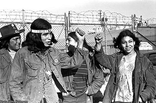 IOAT Occupies Alcatraz