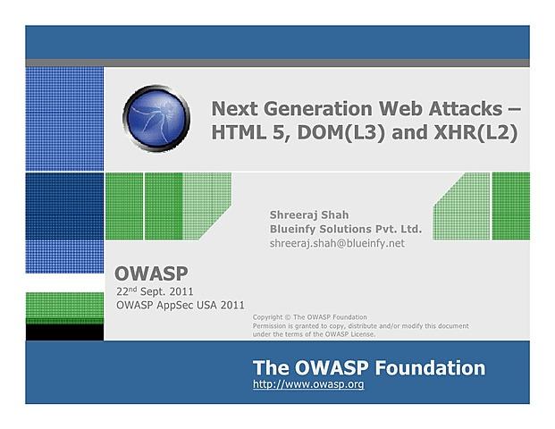 El futuro del HTML: HTML.next