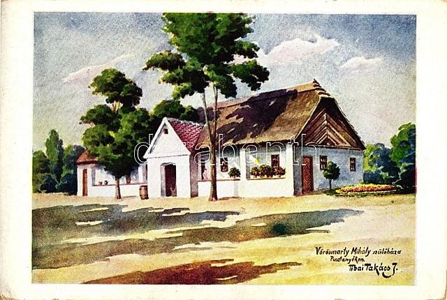 Születés: Pusztanyék, Fejér megye (ma: Kápolnásnyék)