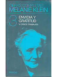 Envidia y gratitud de Melanie Klein