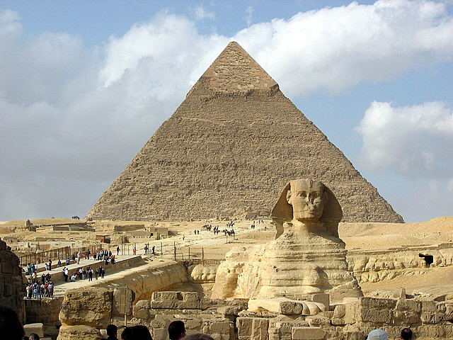 Edad antigua - Egipto
