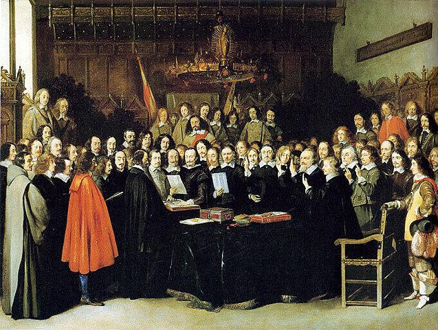 Finales Siglo XVII