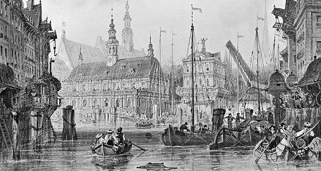 Constitución de caja de ahorros de Hamburgo.