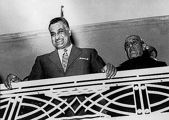 1954 : Nasser prend finalement le pouvoir à 36 ans