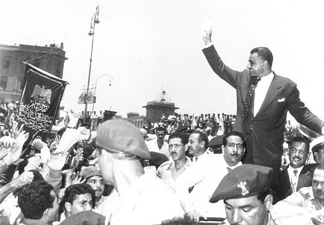1956 : Nationalisation du Canal de Suez