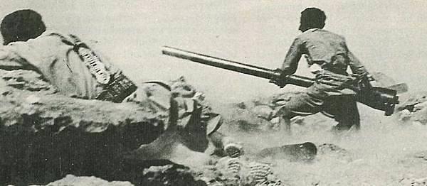 1962-1970 : Guerre Civil du Nord Yemen
