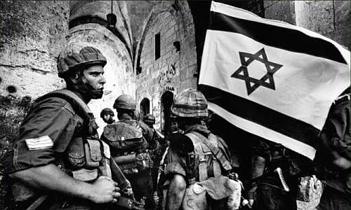 1967 : la guerre de 6 jours