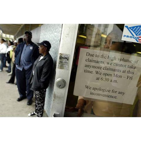 Department of Labor statistics report a loss of 17,000 jobs