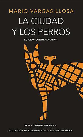 La ciudad y los perros de Vargas Llosa, que ganó el Premio Biblioteca Breve.