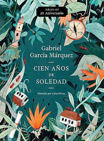 """Se publica """"Cien Años de Soledad"""" escrito por Gabriel Garcia Marquez"""
