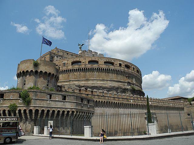 II Corso internazionale Montessori a Castel Sant'Angelo in Roma.