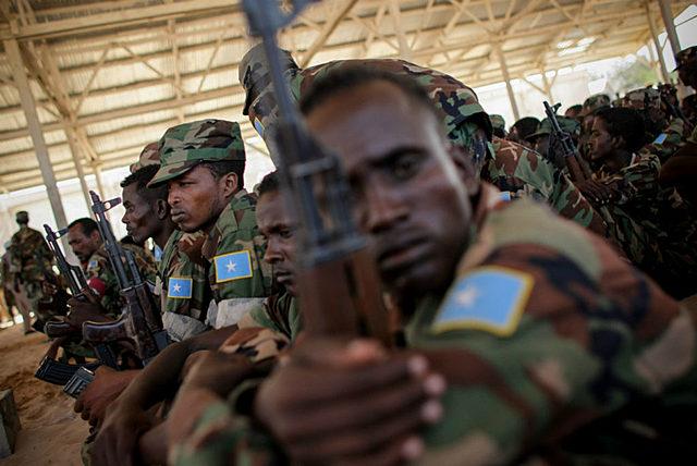 Somali Civil War Starts