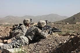 Beginning of Afghanistan conflict