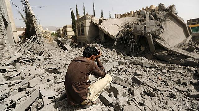 Yemen conflict starts