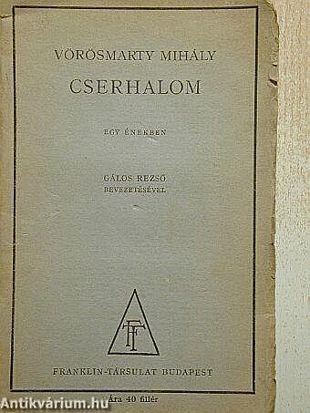 Cserhalom
