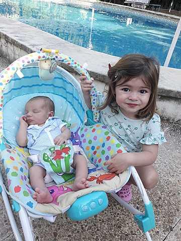 Naixement del meu cosí Jaime