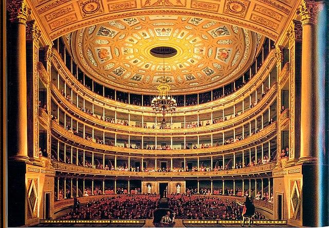 El teatre del segle XIX