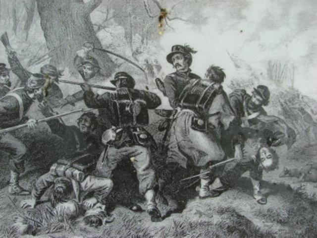 The Battle of Ball's Bluff