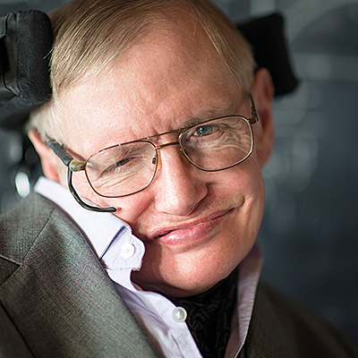 Time Line of Stephen Hawking timeline