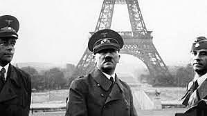 HITLER ENTRA EN PARIS