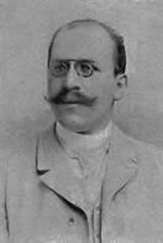Hugo Munsterberg (1863 - 1916