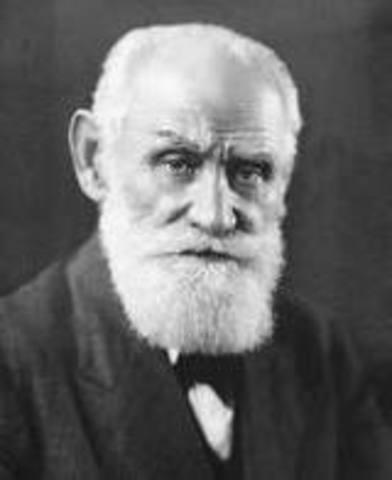 Ivan Petrovitch Pavlov (1849-1936)