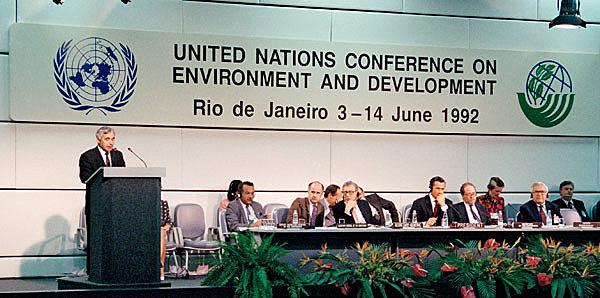 Cumbre de Río del 92