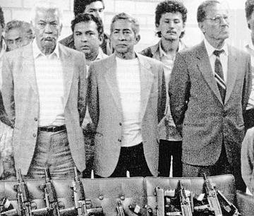 Capturan a los principales dirigentes del sindicato de petroleros.