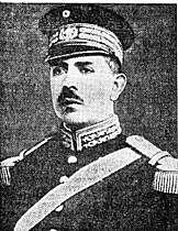 El general Lázaro Cárdenas toma el mando de la región militar del pacífico.