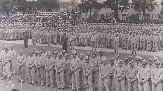 Servicio Militar en México