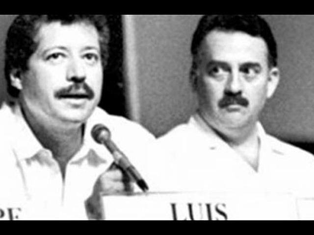 Asesinato de Colosio y Ruiz Massieu.