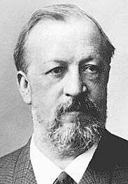 German Nikolaus August Otto improves internal combustion engine
