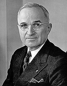 El presidente norteamericano Harry S. Truman visita la Ciudad de México