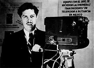 Se transmite el primer programa televisado de México y cuarto informe de Miguel Alemán