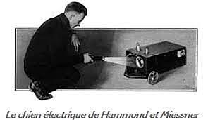 Le chien électrique de Hammond et Miessner