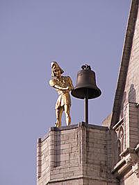 Automate Jacquemart de l'église Notre-Dame de Dijon