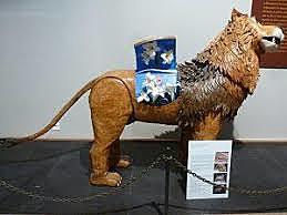 Automate Lion de Léonard de Vinci